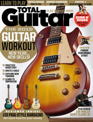 Total Guitar Issue 315