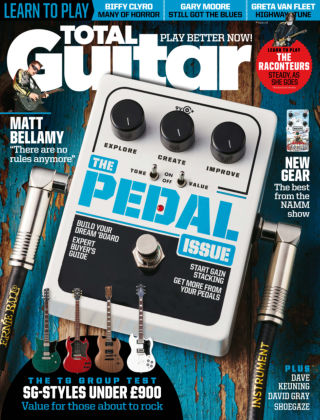 Total Guitar Issue 316