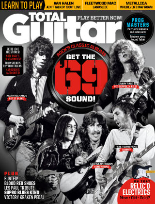 Total Guitar Issue 317