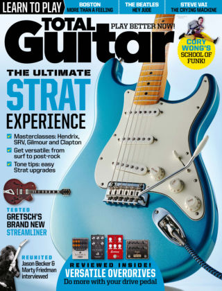 Total Guitar Issue 318