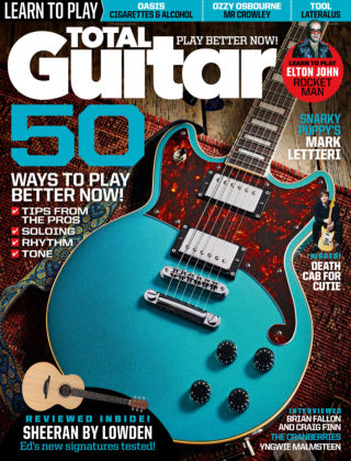 Total Guitar Issue 319