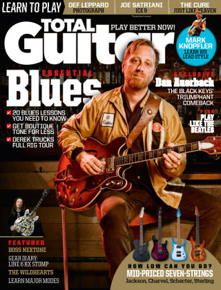 Total Guitar Issue 320