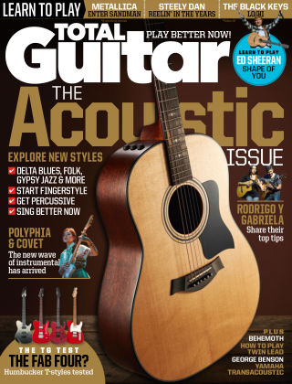Total Guitar Issue 321