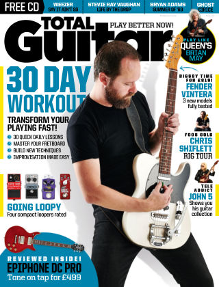 Total Guitar Issue 322