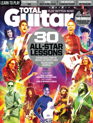 Total Guitar Issue 323