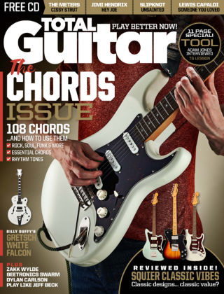 Total Guitar Issue 324