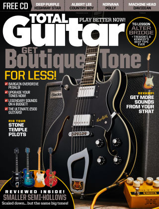 Total Guitar Issue 325
