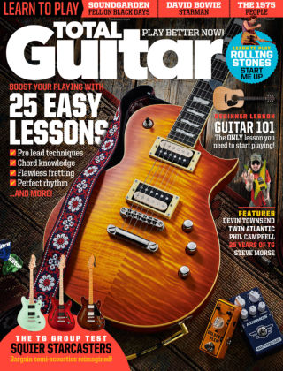 Total Guitar Issue 327