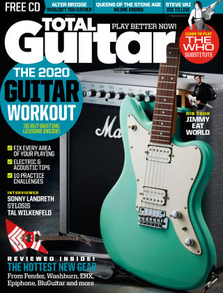 Total Guitar Issue 328