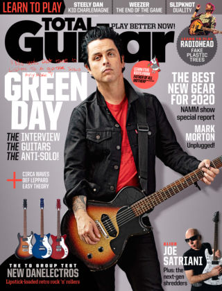 Total Guitar Issue 329