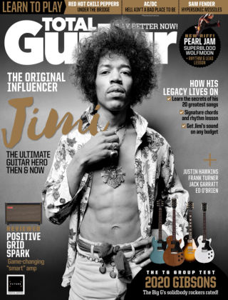 Total Guitar Issue 331