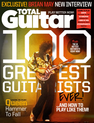 Total Guitar Issue 333