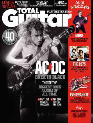 Total Guitar Issue 334