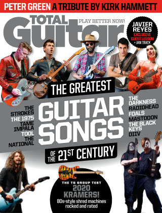 Total Guitar Issue 336