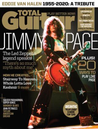 Total Guitar November 2020