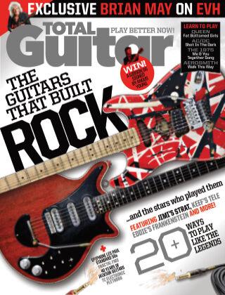 Total Guitar December 2020