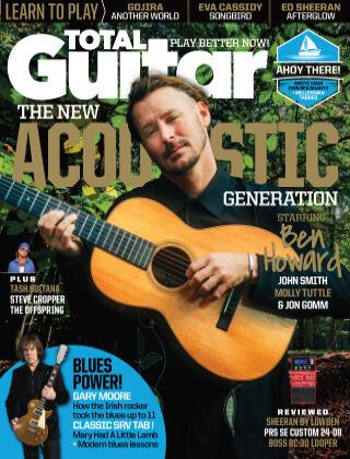 Total Guitar May 2021