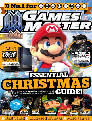 GamesMaster January 2014