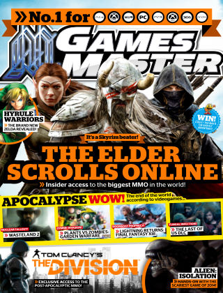 GamesMaster March 2014