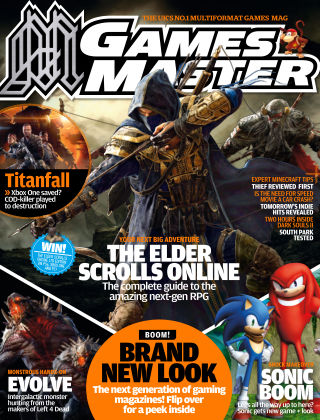 GamesMaster April 2014
