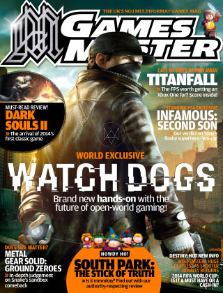 GamesMaster May 2014
