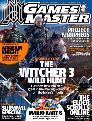 GamesMaster June 2014