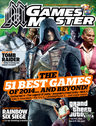 GamesMaster September 2014