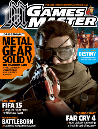 GamesMaster October 2014