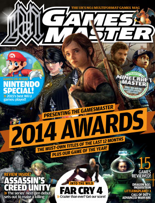 GamesMaster January 2015