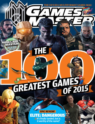 GamesMaster March 2015