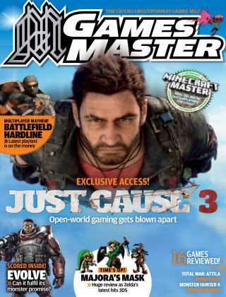 GamesMaster April 2015