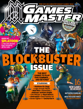 GamesMaster June 2015