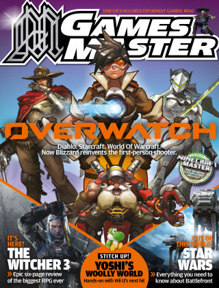 GamesMaster July 2015
