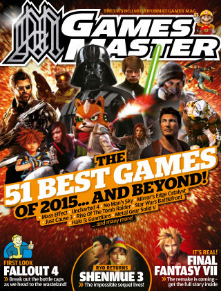 GamesMaster Summer 2015