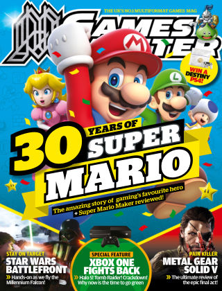 GamesMaster October 2015