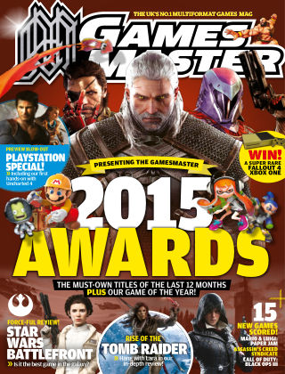 GamesMaster Christmas 2015