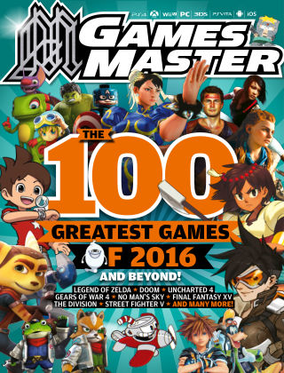 GamesMaster January 2016