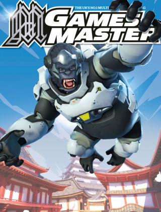 GamesMaster April 2016