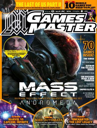 GamesMaster February 2017