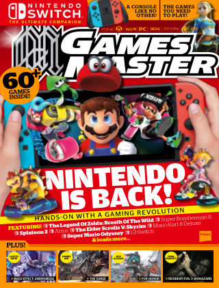 GamesMaster March 2017