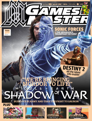 GamesMaster May 2017