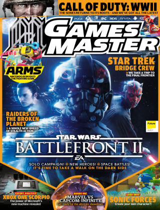 GamesMaster Jun 2017