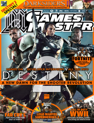 GamesMaster Jul 2017