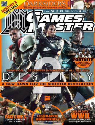 GamesMaster Jul 2017