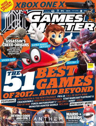 GamesMaster Aug 2017