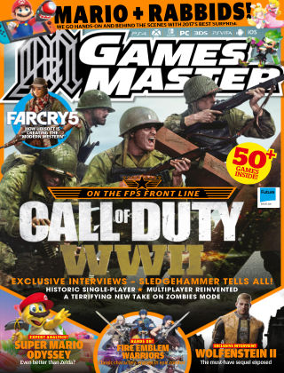 GamesMaster Sep 2017