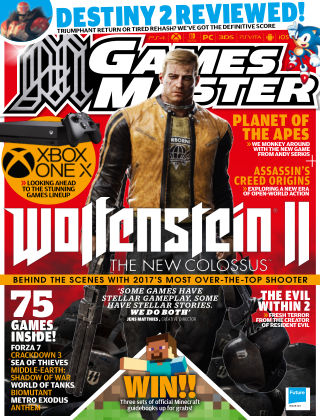 GamesMaster Oct 2017