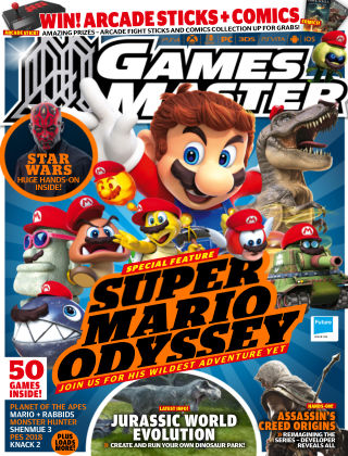 GamesMaster Nov 2017