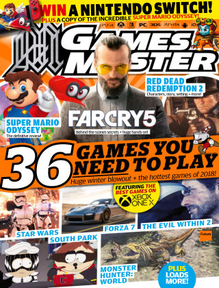 GamesMaster Dec 2017