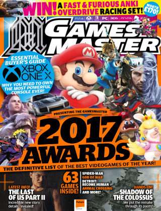 GamesMaster Christmas 2017